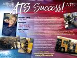 ATS Success Story, Amy Reese