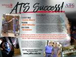 ATS Success Story, Cameron Monarch