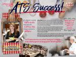 ATS Success Story, Ashley Waber