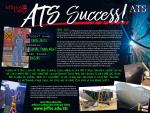 ATS Success Story, Chris Moss