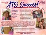 ATS Success Story, Dawn Brown